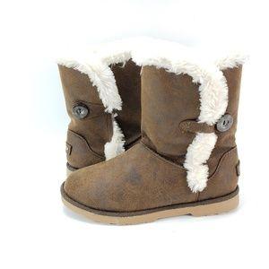 Makalu women's Brown winter Boots